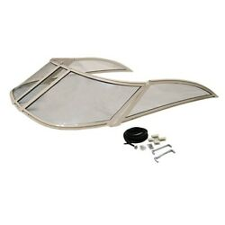 Scout 242 61 Inch Glass Boat Windshield 57803 / 9741040009