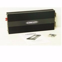 Concept Boat Stereo Amplifier Amplifiers Stereos