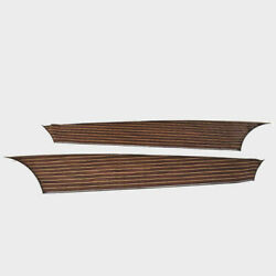 Marquis Yachts Boat Graphic Decal 8161169 | Brown 184 Inch Set Of 2