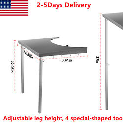 """Foldable Grill Workbench Fits18"""" Weber Charcoal Grills Weber Grill Table Bbq"""