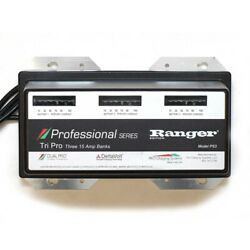 Pro Charging Systems Boat Battery Charger Ps3r | Ranger 3 Bank 15a