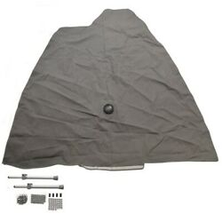 Lund Boat Bow Cover 2070363 | 186 Pro-v Gray 417548