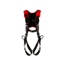 3m Capital Safety 1161415 Protecta Full Body Vest Harness, Xl