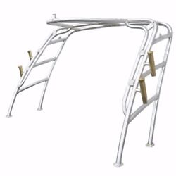 Scout Aluminum Boat Wakeboard Tower Frame W/ Fishing Rod Holders