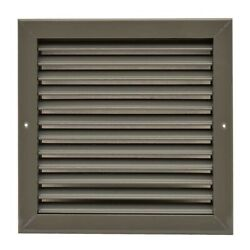 Carver Boat Air Vent 217000704   Dometic Olive Gray 10 7/8 Inch