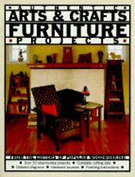 Authentic Arts And Crafts Furniture Projects By Popular Woodworking New