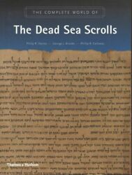 The Complete World Of The Dead Sea Scrolls. Davies, Philip R., George J. Brooke