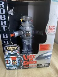 Trendmasters Lost In Space Classic Tv Show 7 Inch B-9 Robot Open Box