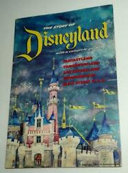 Disneyland 1955 Official Opening Year Guide Book-special...disney Year-ex