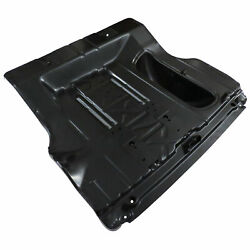 Golden Star Tf13-55 Complete Trunk Floor Pan With Spare Tire Well And Gas Tank S
