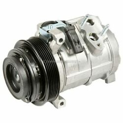 For Chrysler Town Country Dodge Grand Caravan Oem Ac Compressor A/c Clutch Dac