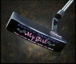 Scotty Cameron World 750 Limited Edition 2005 My Girl Putter With Head Cover F/s