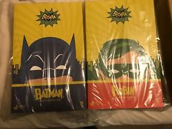Hot Toys Mms218 Mms219 1966 Batman And Robin Set Sixth Scale Figures