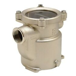 Rinker Boat Water Filter 220497 | Guidi 860603 1 3/8 Inch