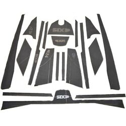 Axis Boat Non-skid Decal 5532111 | A24 Black 2015 - 2017 19pc