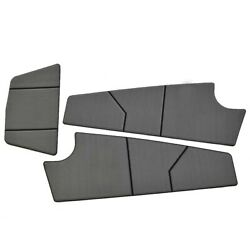 Axis Boat Non-skid Deck Mat 4744206 | A22 Rear Step Gray 2018 Kit