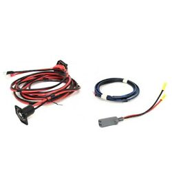 Lund Boat Trolling Motor Harness 1985355 | W/ Receptacle 8 Awg Kit