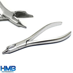 Orthodontic Crampon Universal Plier Dental Dolphin Pliers Wire Bending Cutter Ce