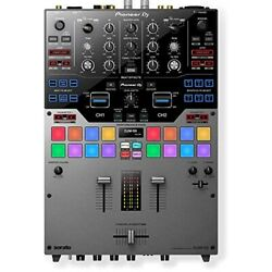 Pioneer Djm-s9-s Limited Color Cosmic Gray Mixer For Serato Dj Pro Japan New