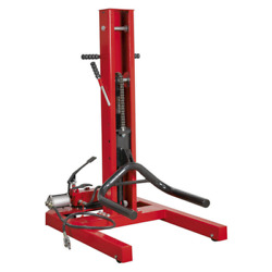 Vehicle Lift 1.5tonne Air/hydraulic With Foot Pedal   Avr1500fp Sealey New