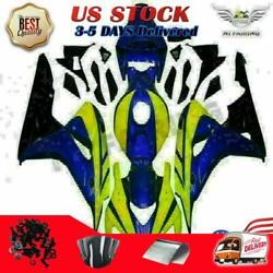 Nt Great Fitment Injection Bodywork Fairing Fit For 06-07 Honda Cbr1000rr W0111