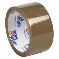 2 X 55 Yds. Tan Tape Logic®natural Rubber Tape 1.9 Mil - 360 Pieces