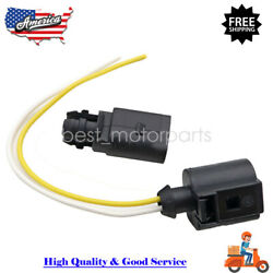 Outer Ambient Air Temperature Sensor With Plug Pigtail For Vw Passat Audi A6