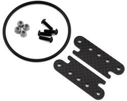 Xtreme Racing Drag Chassis O-ring Battery Hold Down Kit [xtr10664]