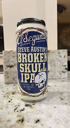 Wwe Stone Cold Steve Austin Empty Beer Can Signed With Coa