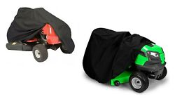 Waterproof Lawn Mower Cover Oxford Cloth Snow Blower Tractor Shade Uv Protection