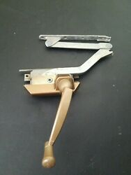 Pella Casement Roto Gear Operator 1963-1993 Right With Cower And Handle