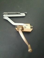 Pella Casement Roto Gear Operator 1967-93 Left With Cower And Handle
