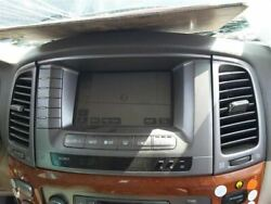 Temperature Control With Navigation Display Fits 04-07 Lexus Lx470 256227