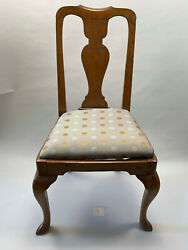 Antique Queen Anne Dining Room Chairs.andnbsp Set Of 8