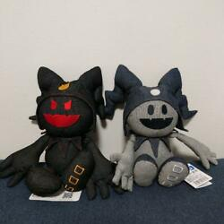 Black Frost And Jack Frost Denim Plush Doll Megami Tensei Persona Dds Official