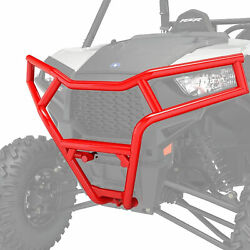 Polaris 2881591-293 Indy Red Front Deluxe Bumper 4 S Xc Rzr 1000 900 Turbo Xp