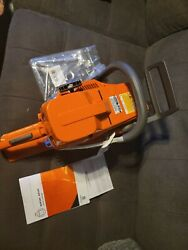 Husqvarna Chainsaw 395 New Out Of The Box