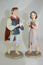 Disney Wdcc Iand039m Wishing For The One I Love Snow White And Charming Nib