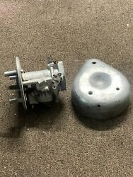 Sands Super B Carburetor Assembly With Backplate And Cover. For Harley Davidson
