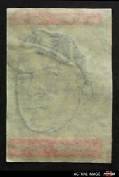 1965 Topps Transfers Mickey Mantle 5 - Ex