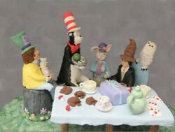 mad Hatters Tea Party With Harry Potter, Cat In The Hat, Mad Hatter, March Hare