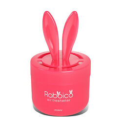 Diax 90g Car Office Rabbit Ears Can Air Freshener Deodorizer Sexy Shower Scent