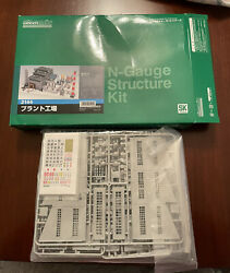 Greenmax No.2144 Plant Factory 1/150 N Scale