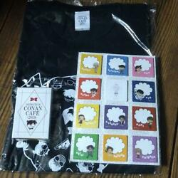 Detective Conan Cafe T-shirt Playing Cards Sticky Note Set