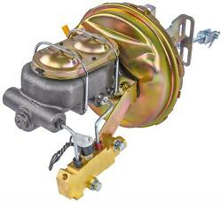 Jegs 631482 Power Brake Booster Conversion Kit For 59-70 Gm Cars [disc/drum]