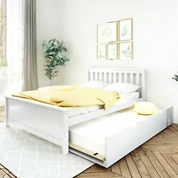 Max And Lily Full-size Bed With Trundle
