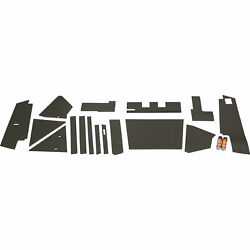K And M Pre-cut Cab Foam Kit- For Allis Chalmers Black Belly Tractors, Model 4001