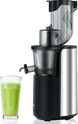Viesimple Masticating Juicer Cold Press Juicers Machine Easy To Clean Slow For