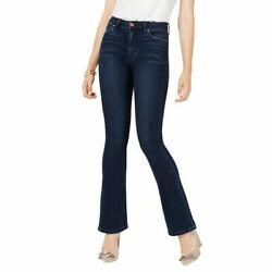 Joes Jeans New Womenand039s Honey High-rise Curvy Boot Cut Jeans Tedo
