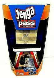 Hasbro Gaming Jenga Pass Challenge 2 Plus Players Ages 8 And Up Same Day New